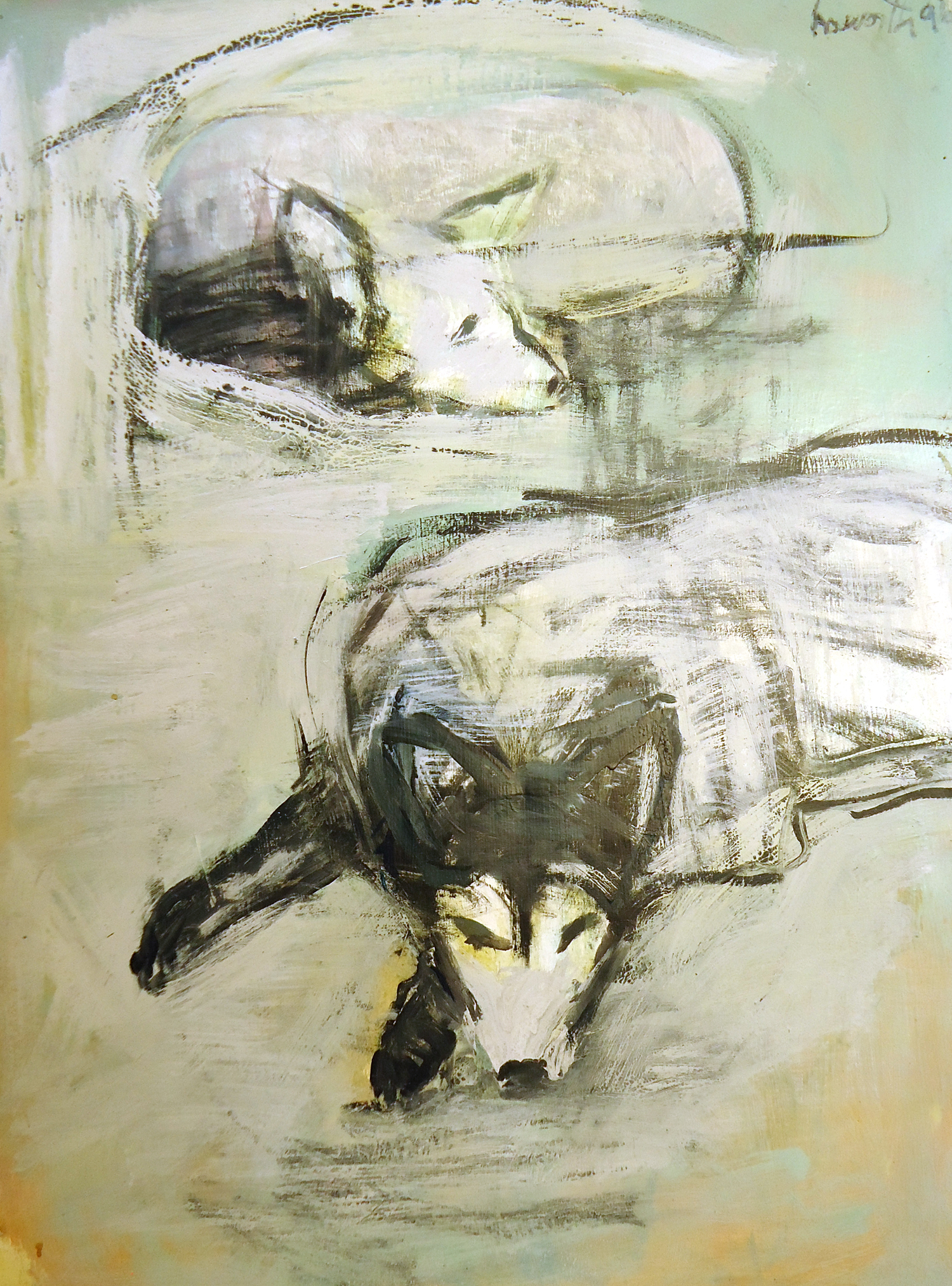Creating with Charcoal with Jery Haworth
