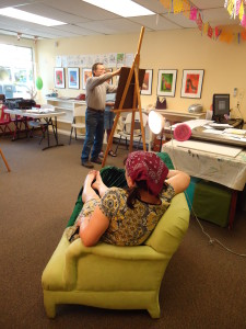 Figure Drawing with Jery Haworth