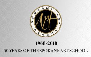 Spokane Art School's 50th Anniversary