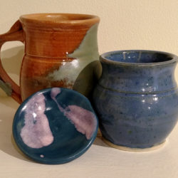 Pottery - Tuesday with Liz Bishop
