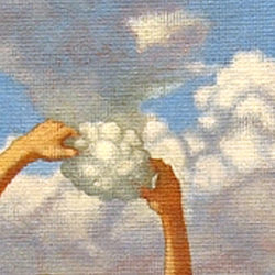 Painting Clouds in Oil Workshop with Tom Quinn