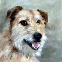 Pet Portraits in Oil with Nora Egger