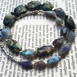 Gemstone Statement Necklace Class with Sondra Barrington