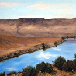 landscapes in Oil with Nora Egger