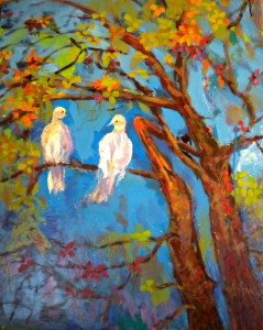 Painting in Oil with Jery Haworth