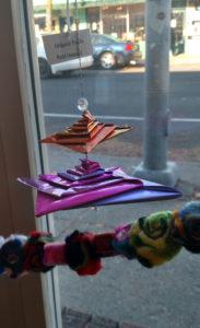 Origami Ornament Workshop with Patti Osebold