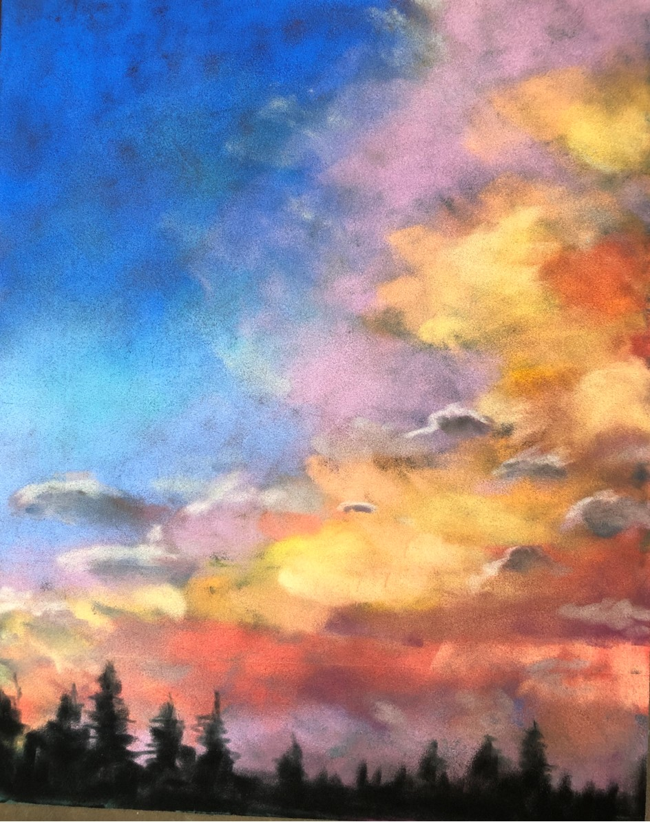 Basic Impressionism Using Color Blocking Techniques with T Kurtz