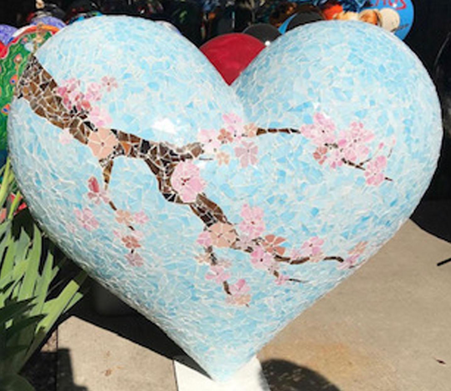 Mosaic with Lisa Soranaka